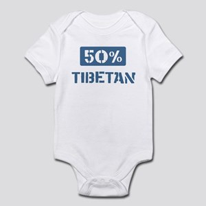 50 Percent Tibetan Infant Bodysuit