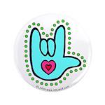 Aqua Bold Love Hand 3.5