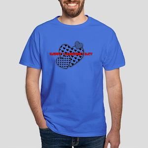 Happy V-Day Dark T-Shirt