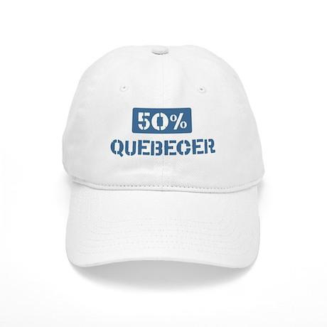 50 Percent Quebecer Cap