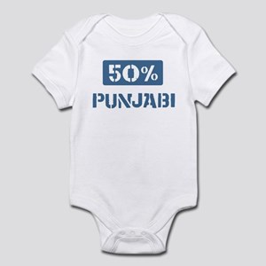 50 Percent Punjabi Infant Bodysuit