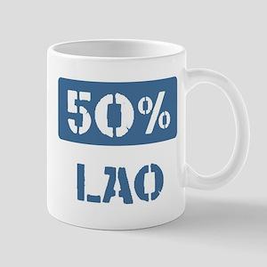 50 Percent Lao Mug