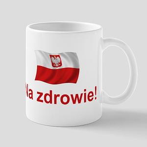 Polish Na zdrowie Mug