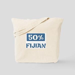 50 Percent Fijian Tote Bag