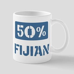 50 Percent Fijian Mug