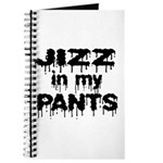 Jizz In My Pants! Journal