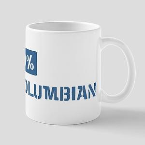 50 Percent British Columbian Mug