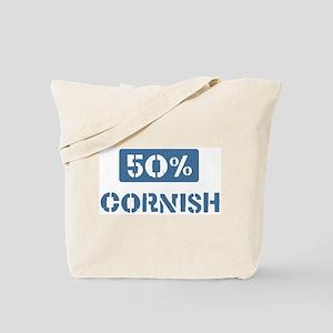 50 Percent Cornish Tote Bag