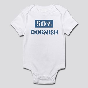 50 Percent Cornish Infant Bodysuit