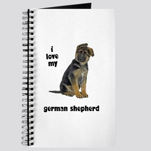 German Shepherd Love Journal