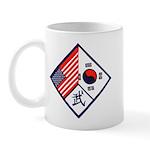 Dual Flag & Moo Mug