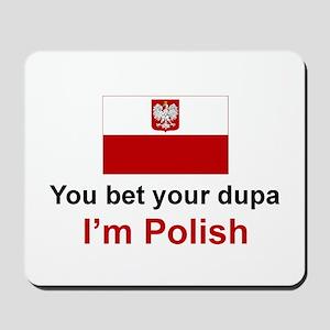 Polish Dupa Mousepad