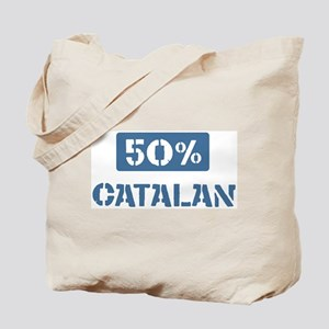 50 Percent Catalan Tote Bag