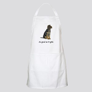Good German Shepherd BBQ Apron