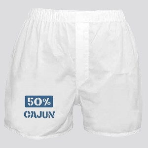 50 Percent Cajun Boxer Shorts