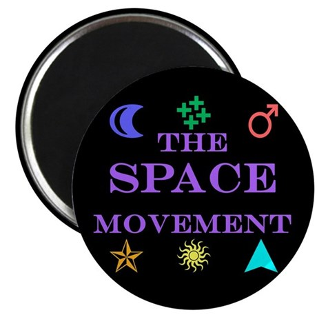 The Space Movement Magnet