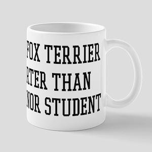 Smart My Toy Fox Terrier Mug
