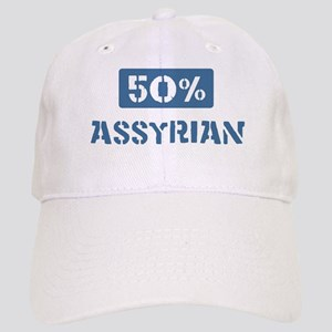 50 Percent Assyrian Cap