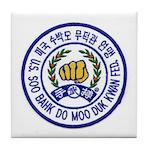 Federation Member Tile Coaster