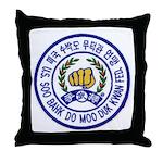Federation Member Throw Pillow