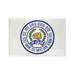 Federation Member Rectangle Magnet (100 pack)