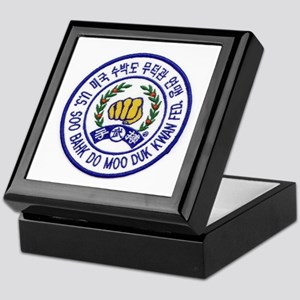 Federation Member Keepsake Box