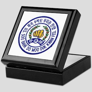 Federation Member Keepsake Box