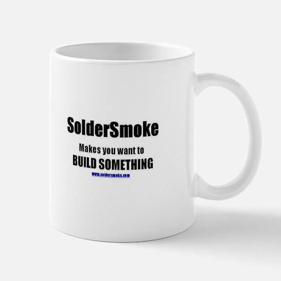 SolderSmoke Mug