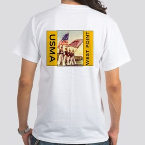 West Point Colors White T-Shirt