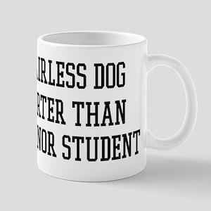 Smart My Hairless Dog Mug