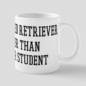 Smart My Flat-Coated Retrieve Mug