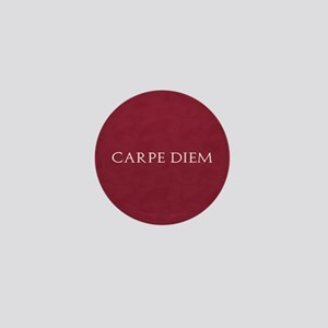Carpe Diem Mini Button