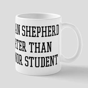 Smart My German Shepherd Mug