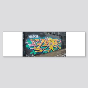 Graffiti Art Bumper Sticker