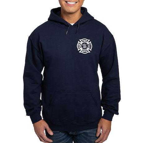 Fire Rescue Hoodie (dark)