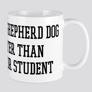 Smart My Dutch Shepherd Dog Mug