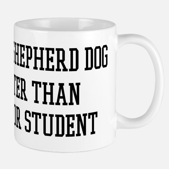 Smart My Dutch Shepherd Dog Mug