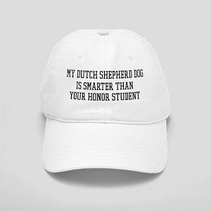 Smart My Dutch Shepherd Dog Cap