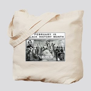 Black History Month Tote Bag