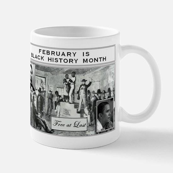 Black History Month Mug