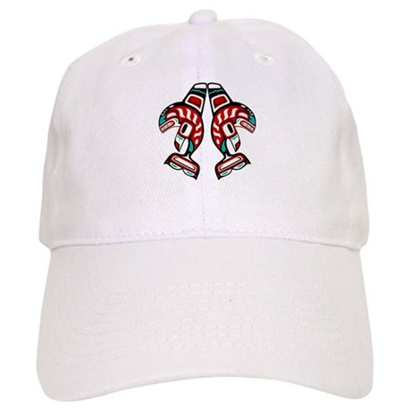 Haida Indian Killer Whale Cap