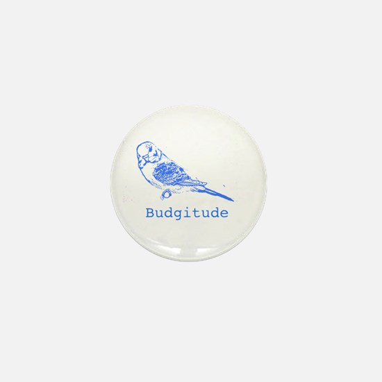 Budgitude Mini Button