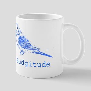 Budgitude Mug