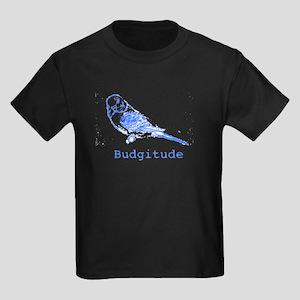 Budgitude Kids Dark T-Shirt