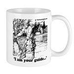 The Pointing Man Mug