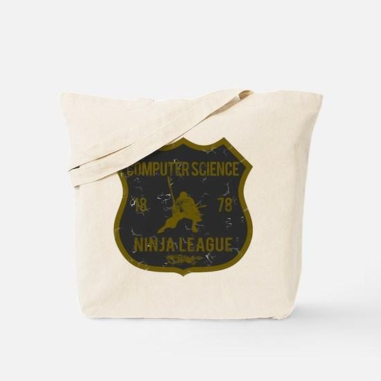 Computer Science Ninja League Tote Bag