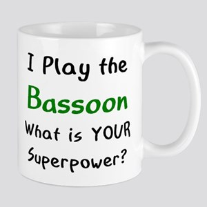 play bassoon 11 oz Ceramic Mug