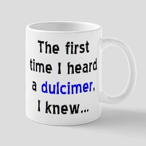 first dulcimer 11 oz Ceramic Mug