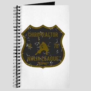 Chiropractor Ninja League Journal