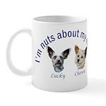 Chewie and Lucky Mug